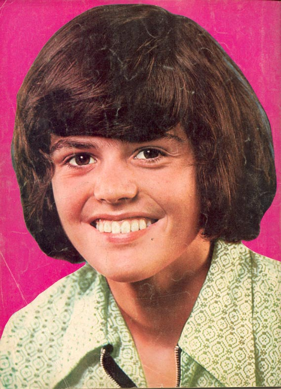 Donny Osmond Too Boots